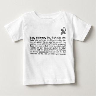 ベビー辞書 ベビーTシャツ