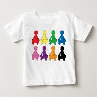 ベビー1136年のNC ベビーTシャツ