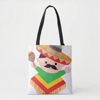ベビーMuchachoのフェスタのバッグ トートバッグ
