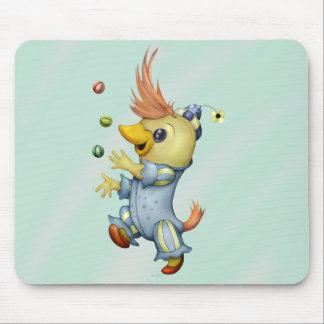 ベビーRIUSの漫画のマウスパッド マウスパッド