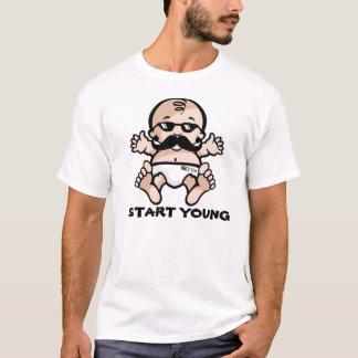 ベビーStache Tシャツ