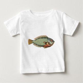ベラの魚 ベビーTシャツ