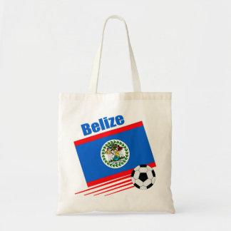 ベリセのサッカーチーム トートバッグ