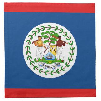 ベリセの旗のナプキン ナプキンクロス