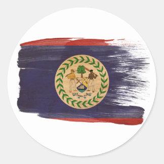 ベリセの旗 ラウンドシール