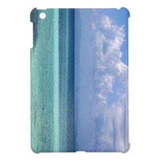 ベリセの海岸線の写真とのiPadの小型場合 iPad Miniケース