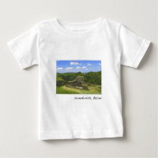 ベリセのXunantunichのマヤの台なし ベビーTシャツ