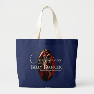 ベリーダンサーの告白-トート ラージトートバッグ
