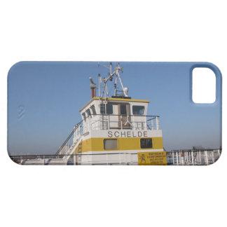 ベルギーのアントワープサポート容器8の港 iPhone SE/5/5s ケース
