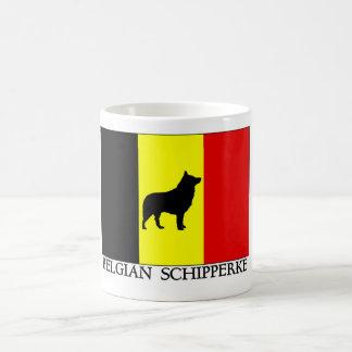 ベルギーのスキッパーキ コーヒーマグカップ