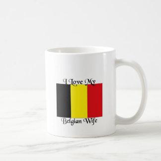 ベルギーの妻 コーヒーマグカップ