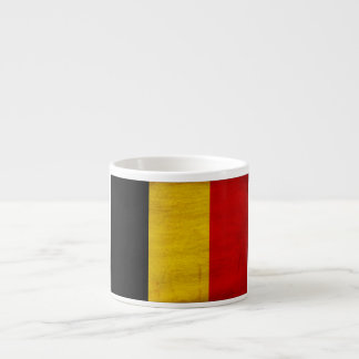 ベルギーの旗 エスプレッソカップ
