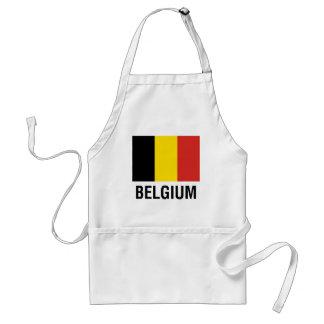 ベルギーの旗 スタンダードエプロン