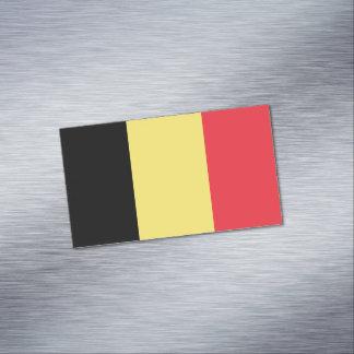 ベルギーの磁気名刺の旗 マグネット名刺