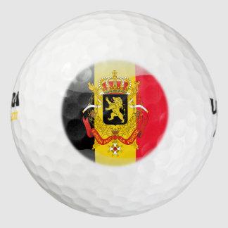 ベルギーの紋章付き外衣 ゴルフボール