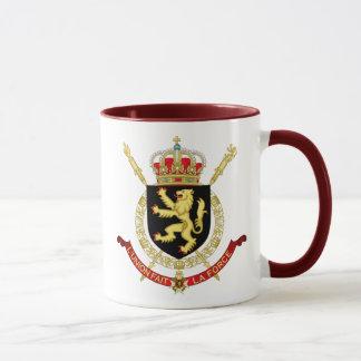 ベルギーの紋章 マグカップ