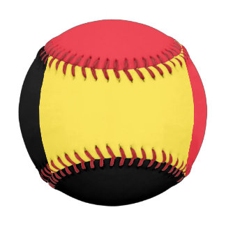 ベルギーの野球の旗 ベースボール