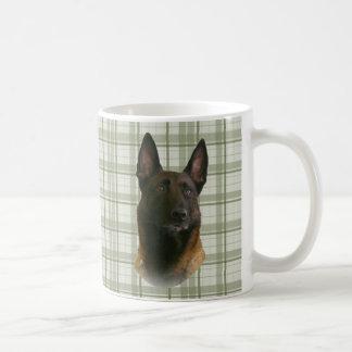 ベルギーのmalinois コーヒーマグカップ