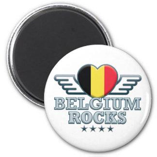 ベルギーはv2を揺すります マグネット