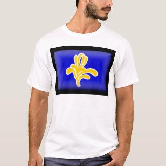 ベルギーブリュッセルの旗 Tシャツ