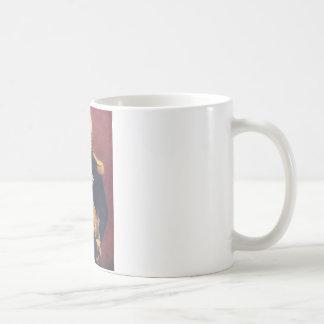 ベルギー人の王 コーヒーマグカップ