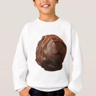 ベルギー人Chocolate.png スウェットシャツ