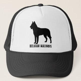 ベルギー人Malinois キャップ