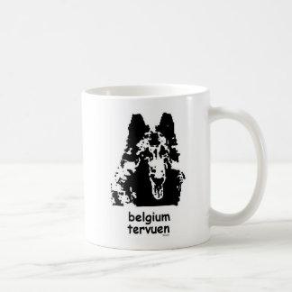 ベルギー人Tervuen コーヒーマグカップ