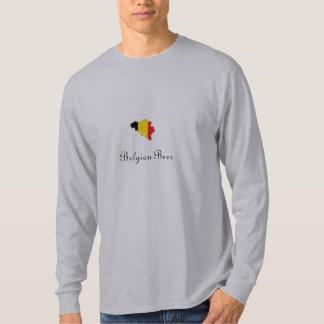ベルギー王国のベルギービール Tシャツ