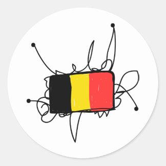 ベルギー ラウンドシール