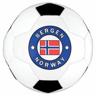 ベルゲンノルウェー サッカーボール
