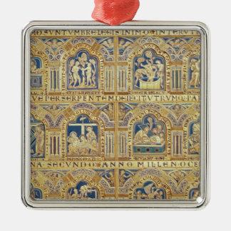 ベルダンの祭壇、装飾的な描写 メタルオーナメント