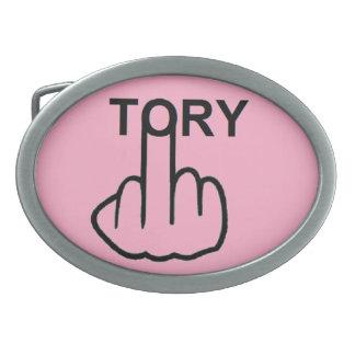 ベルトの留め金の保守党フリップ 卵形バックル