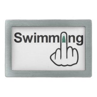 ベルトの留め金の水泳フリップ 長方形ベルトバックル