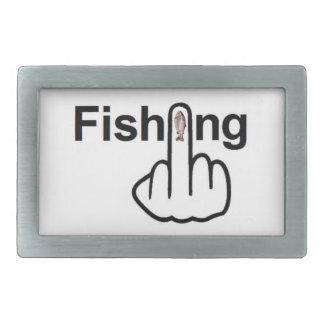 ベルトの留め金の魚釣りフリップ 長方形ベルトバックル