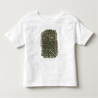 ベルトの留め金 トドラーTシャツ