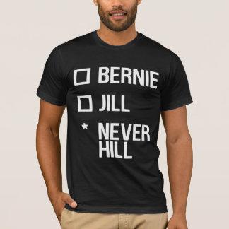 ベルニーかジル、NeverHill -白 Tシャツ