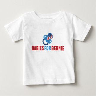 ベルニーのティーのための赤ん坊 ベビーTシャツ
