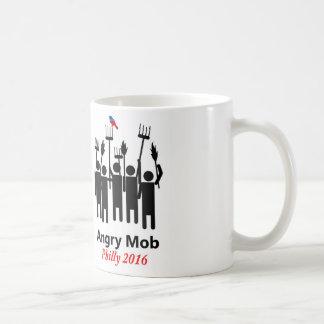 ベルニーの怒っている暴徒のコーヒー・マグ コーヒーマグカップ