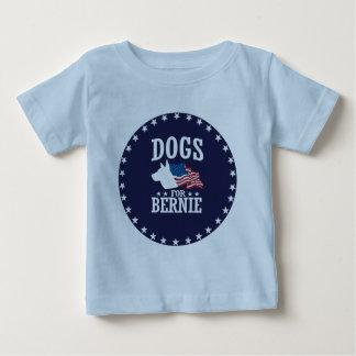 ベルニーの研摩機のための犬 ベビーTシャツ