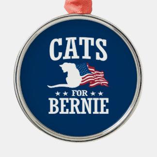 ベルニーの研摩機のための猫 メタルオーナメント