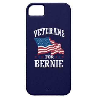 ベルニーの研摩機のための退役軍人 iPhone SE/5/5s ケース