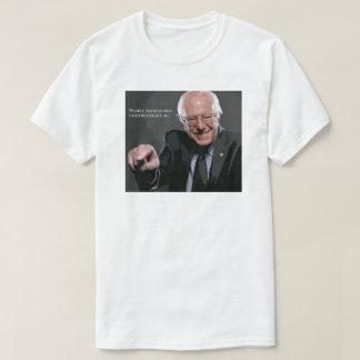 ベルニーの研摩機の引用文 Tシャツ