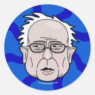 ベルニーの研摩機の漫画の顔 ラウンドシール