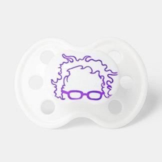 ベルニーの研摩機の紫色の選挙のベルニーベルンのロゴ おしゃぶり