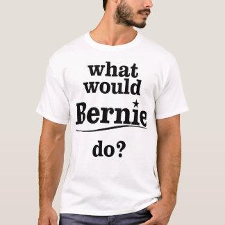 ベルニーは何をしますか。 Tシャツ