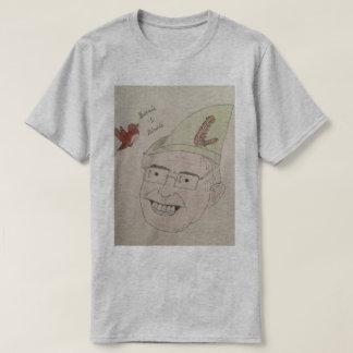 ベルニー及び小鳥 Tシャツ