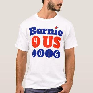 ベルニー4米国の人の基本的なTシャツ Tシャツ
