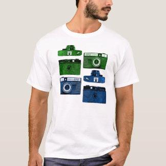 ベルニー。 カメラ Tシャツ