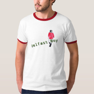ベルファストの男の子 Tシャツ